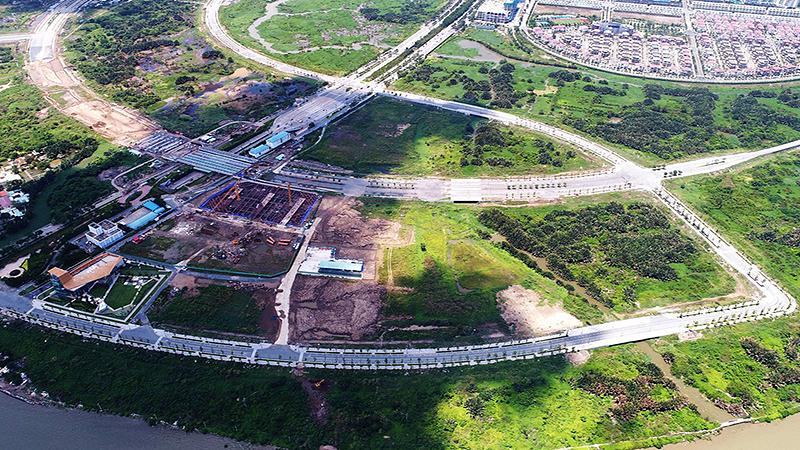 Tuyến đường ven sông Sài Gòn R3