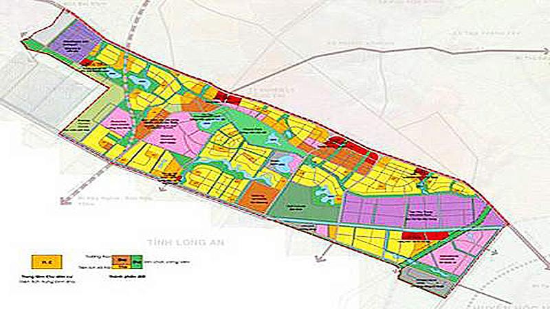 tổng quan quy hoạch khu đô thị phía nam tphcm