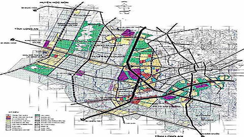 tổng quan quy hoạch khu đô thị phía tây tphcm